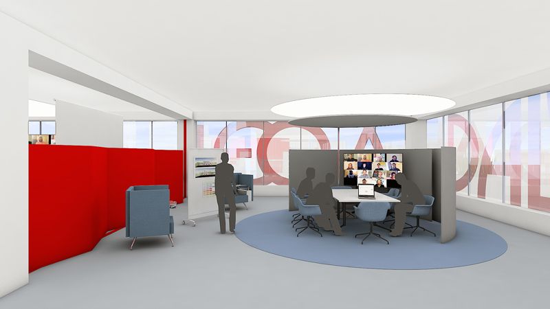 Case study: the workplace of the future