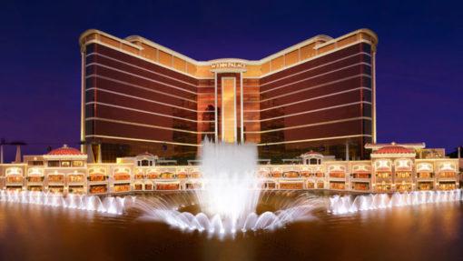 The Wynn hotel masterpiece of luxury and elegance